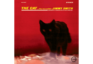 Jimmy Smith - The Cat - (CD)