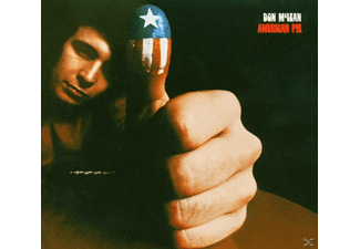 Don McLean - American Pie-Remastered - (CD)