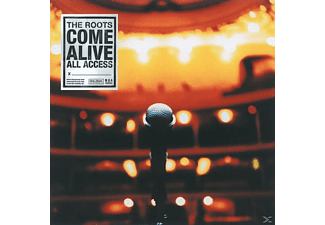 The Roots - THE ROOTS COME ALIVE - (CD)