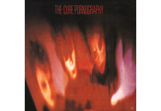 The Cure - Pornography (Remastered) CD