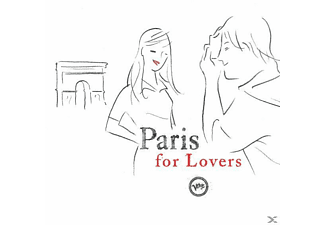 VARIOUS - Paris For Lovers - (CD)