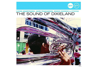 VARIOUS - THE SOUND OF DIXIELAND (JAZZ CLUB) - (CD)