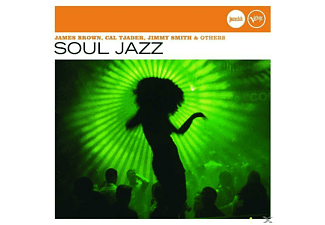 VARIOUS - SOUL JAZZ (JAZZ CLUB) - (CD)