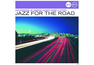 VARIOUS - JAZZ FOR THE ROAD (JAZZ CLUB) - (CD)