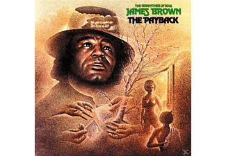 James Brown - The Payback - (CD)