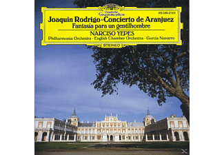 Eco, Yepes/Navarro/ECO - Concierto De Aranjuez/Fantasia - (CD)