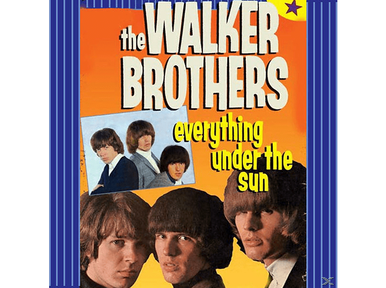 The Walker Brothers - Everything Under The Sun [CD]