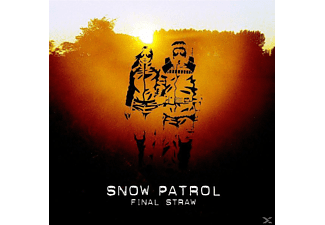 Snow Patrol - Final Straw CD
