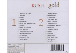 Rush - Gold CD