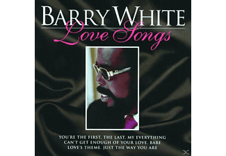 Barry White LOVE SONGS Black/Soul/R&B/Gospel CD