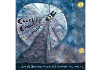 Counting Crows - New Amsterdam Live At Heineken Music Hall - (CD)