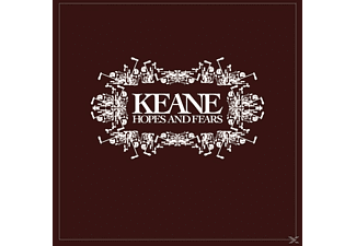 Keane - HOPES AND FEARS - (CD)
