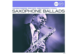 VARIOUS - SAXOPHONE BALLADS (JAZZ CLUB) - (CD)