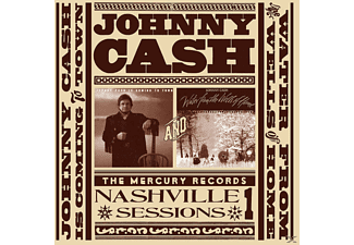 Johnny Cash - Is Coming To Town & Water From The Wells Of Home - (CD)