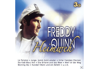 Freddy Quinn - Heimweh - (CD)