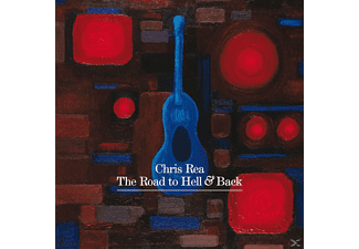 Chris Rea - The Road To Hell And Back - (CD)