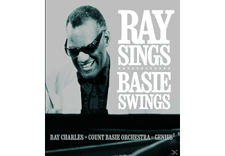 VARIOUS, Basie, Count Orchestra / Charles, Ray - Ray Sings, Basie Swings - (CD)