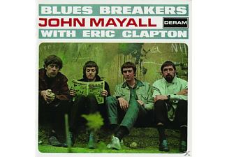 Mayall, John/Clapton, Eric/Healey, Dennis/Almond, John/;John Mayall - Blues Breakers Special Edition - (CD)