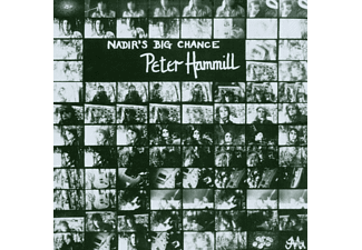 Peter Hammill - Nadir's Big Chance - (CD)