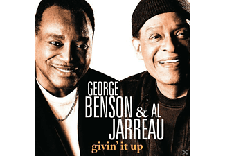 George Benson, George Benson & Al Jarreau - Givin' It Up - (CD)