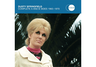 Dusty Springfield - COMPLETE AS AND BS - (CD)