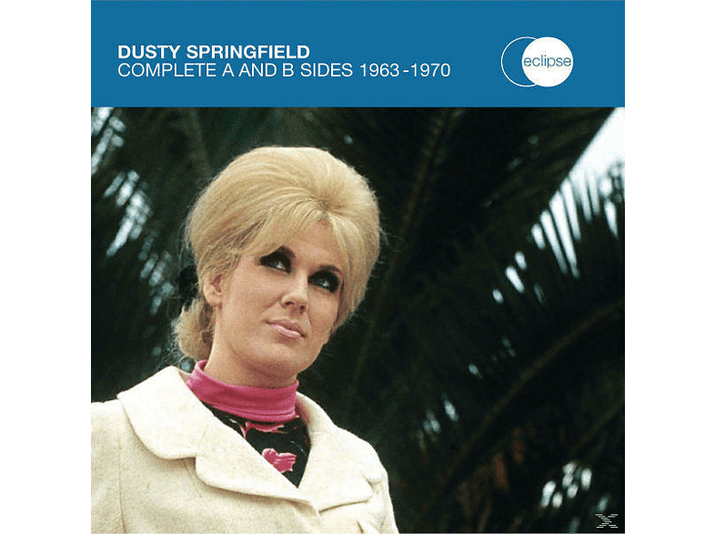 Dusty Springfield - COMPLETE AS AND BS [CD]