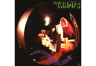 The Cramps - PSYCHEDELIC JUNGLE - (CD)