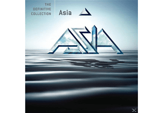 Asia - The Definitive Collection - (CD)