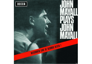 J&the Bluesbreakers Mayall, John Mayall S Bluesbreakers - Plays John Mayall (Live At Klooks Kleek)-Remastered - (CD)