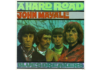J&the Bluesbreakers Mayall, John Mayall S Bluesbreakers - A Hard Road-Remastered - (CD)