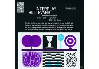 Bill Evans, Bill Evans Quintet - INTERPLAY - (CD)