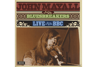 J&the Bluesbreakers Mayall, John Mayall - Live At The Bbc [CD]