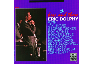 Eric Dolphy - Here & There - (CD)