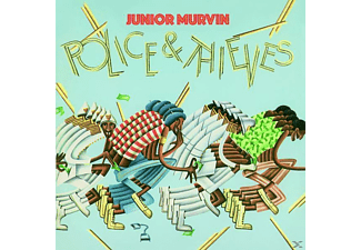 Junior Murvin - Police & Thieves - (CD)