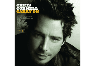 Chris Cornell - Carry On - (CD)
