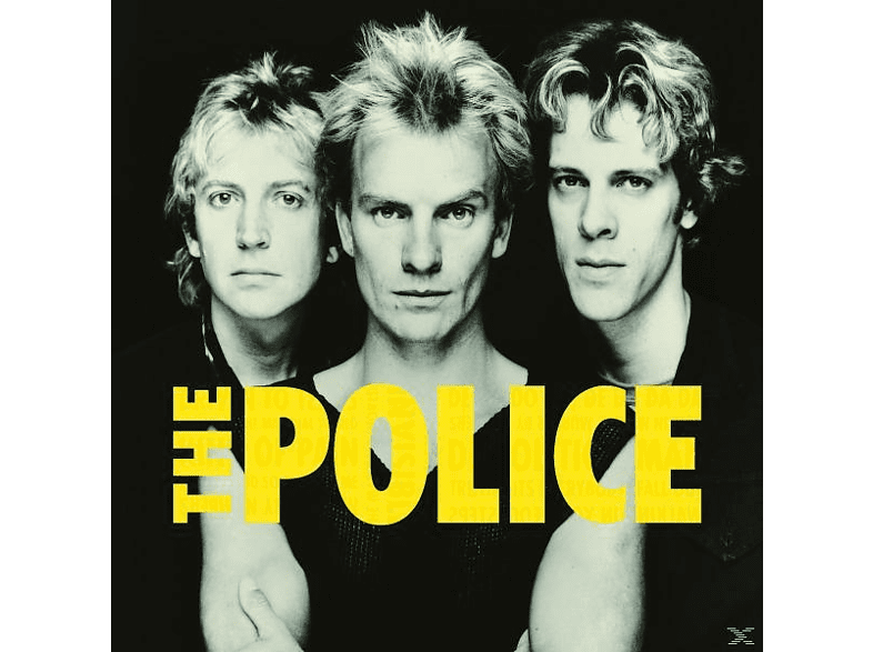 The Police - The Police [CD]