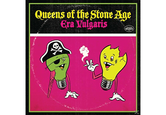 Queens Of The Stone Age - Era Vulgaris CD