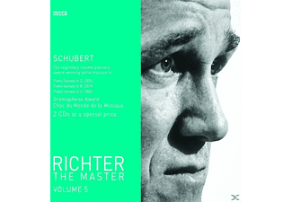 Sviatoslav Richter, Richter Svjatoslav - Richter-The Master Vol.5 - (CD)