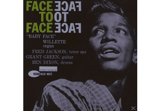 Baby Face Willette - FACE TO FACE (RVG EDITION) - (CD)