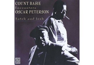 Oscar Peterson, Basie, Count / Peterson, Oscar - Satch And Josh - (CD)