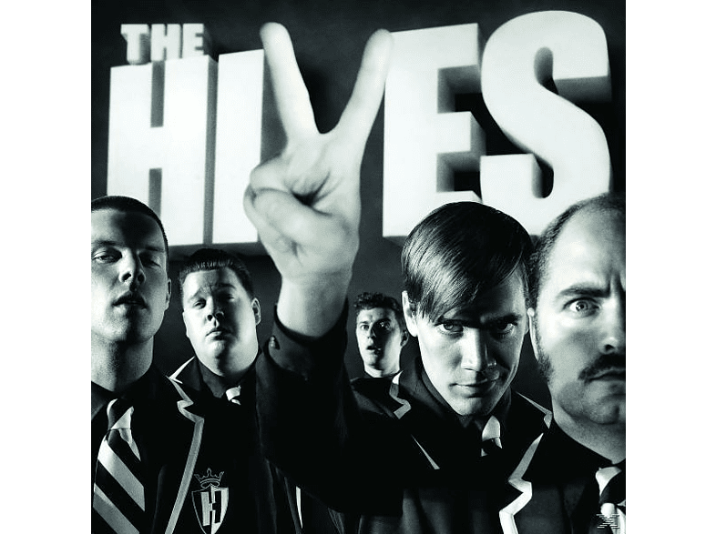The Hives - The Black and White Album [CD]