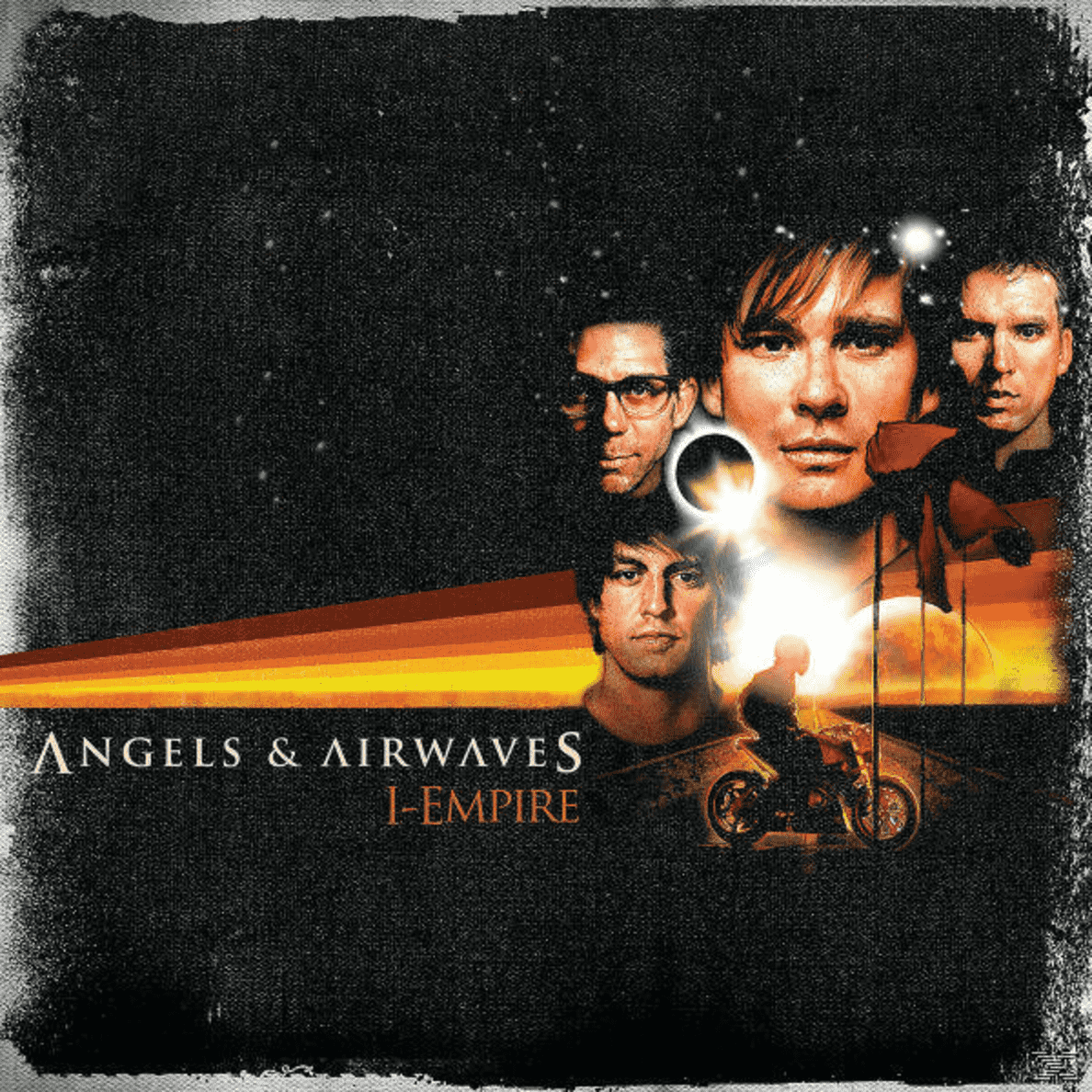 I-Empire Angels And Airwaves auf CD
