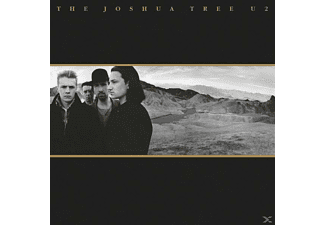 U2 - THE JOSHUA TREE (20TH ANNIVERSARY EDITION) - (CD)