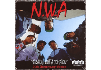 N.W.A - Straight Outta Compton 20th An - (CD)