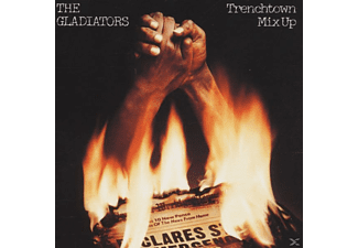 The Gladiators - TRENCHTOWN MIX UP - (CD)