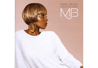 Mary J. Blige - Growing Pains - (CD)