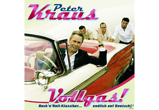 Peter Kraus - Vollgas - (CD)