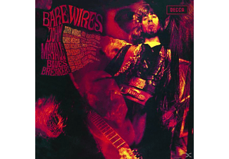 The Bluesbreakers, John & The Bluesbreakers Mayall - Bare Wires - (CD)