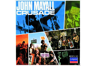 The Bluesbreakers, John Mayall - Crusade - (CD)