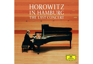 Vladimir Horowitz - Horowitz In Hamburg - The Last Concert (CD)